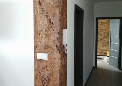 3D steny a imitácia kameňov, 22design.sk , dekoratívne úpravy povrchu stien, luxusné omietky, umelecké steny
