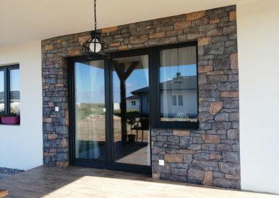 imitácia kamenného obkladu na terasu, 3D steny a imitácia kameňov, 22design.sk , dekoratívne úpravy povrchu stien, luxusné omietky, umelecké steny