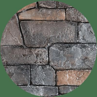 imitácia kameňa razený obklad na stenu